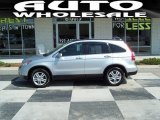 2010 Alabaster Silver Metallic Honda CR-V EX-L AWD #68523215