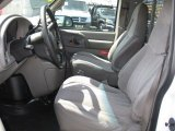 2004 Chevrolet Astro Cargo Van Medium Gray Interior