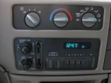 2004 Chevrolet Astro Cargo Van Controls