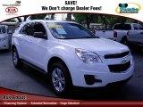 2010 Summit White Chevrolet Equinox LS #68523439