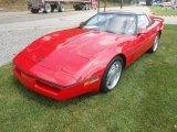 Chevrolet Corvette 1987 Data, Info and Specs