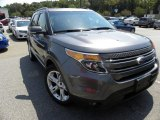 2011 Sterling Grey Metallic Ford Explorer Limited #68523152