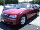 2012 Deep Cherry Red Crystal Pearl Chrysler 300 Limited #68522815
