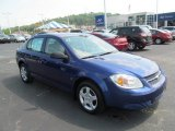 2007 Laser Blue Metallic Chevrolet Cobalt LS Sedan #68522750