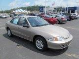 2002 Sandrift Metallic Chevrolet Cavalier Sedan #68522748