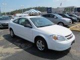2007 Summit White Chevrolet Cobalt LS Coupe #68522746