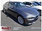 2012 Mineral Grey Metallic BMW 3 Series 328i Sedan #68523098