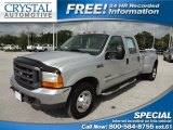 2000 Ford F350 Super Duty XLT Crew Cab Dually Data, Info and Specs