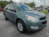 2009 Chevrolet Traverse LS Data, Info and Specs