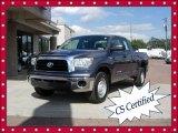 2008 Slate Gray Metallic Toyota Tundra Double Cab 4x4 #68523067