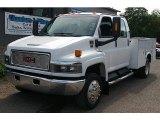 2004 GMC C Series TopKick C4500 Crew Cab Utility Truck