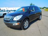 2008 Carbon Black Metallic Buick Enclave CXL #68523357