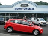 2012 Race Red Ford Focus SE 5-Door #68523034