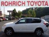 2011 Super White Toyota RAV4 I4 4WD #68579832