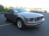 2007 Tungsten Grey Metallic Ford Mustang V6 Premium Coupe #68579556