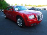 2008 Inferno Red Crystal Pearl Chrysler 300 Touring #68579554