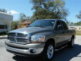 2006 Light Khaki Metallic Dodge Ram 1500 SLT Quad Cab #6834765