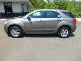 2010 Cyber Gray Metallic Chevrolet Equinox LS AWD #68579820