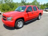 2009 Chevrolet Avalanche LS 4x4 Data, Info and Specs