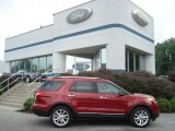 2013 Ruby Red Metallic Ford Explorer XLT 4WD #68579230