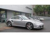 2007 GT Silver Metallic Porsche 911 Turbo Coupe #68579510