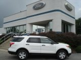 2013 Oxford White Ford Explorer 4WD #68579229