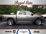 2012 Mineral Gray Metallic Dodge Ram 1500 Big Horn Crew Cab 4x4 #68579204