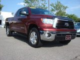 2010 Salsa Red Pearl Toyota Tundra TRD Double Cab 4x4 #68579184