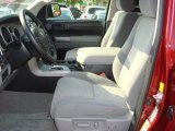 2010 Toyota Tundra TRD Double Cab 4x4 Front Seat