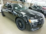 2012 Chrysler 300 Mopar Black/Blue