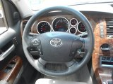 2010 Toyota Tundra Limited CrewMax Steering Wheel