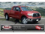 2012 Barcelona Red Metallic Toyota Tundra TRD Double Cab 4x4 #68579061