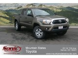 2012 Pyrite Mica Toyota Tacoma V6 TRD Double Cab 4x4 #68579055