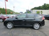 2012 Crystal Black Pearl Honda CR-V EX 4WD #68579620