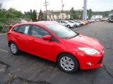 2012 Race Red Ford Focus SE 5-Door #68579332