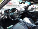 1999 Porsche 911 Carrera Coupe Black Interior