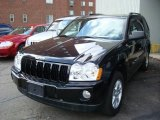 2006 Black Jeep Grand Cherokee Laredo 4x4 #6832958