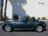 2001 BMW Z3 Special Order Blue-Grey Metallic