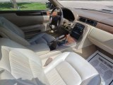 1998 Lexus SC Interiors