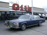 1989 Cadillac Brougham Sedan