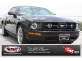 2006 Black Ford Mustang V6 Premium Coupe #68630985