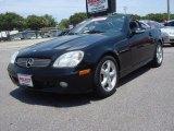 2001 Black Mercedes-Benz SLK 320 Roadster #68630682