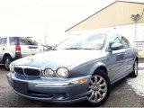 2002 Jaguar X-Type Zircon Metallic