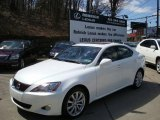 2008 Starfire White Pearl Lexus IS 250 AWD #6837830