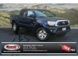 2012 Nautical Blue Metallic Toyota Tacoma V6 TRD Double Cab 4x4 #68630652