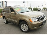 2008 Jeep Grand Cherokee Olive Green Metallic