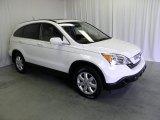 2008 Taffeta White Honda CR-V EX-L 4WD #68664882