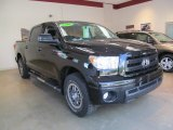 2010 Toyota Tundra TRD Rock Warrior CrewMax 4x4 Front 3/4 View