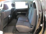 2010 Toyota Tundra TRD Rock Warrior CrewMax 4x4 Rear Seat