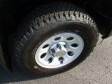 2013 Chevrolet Silverado 1500 Work Truck Extended Cab 4x4 Wheel